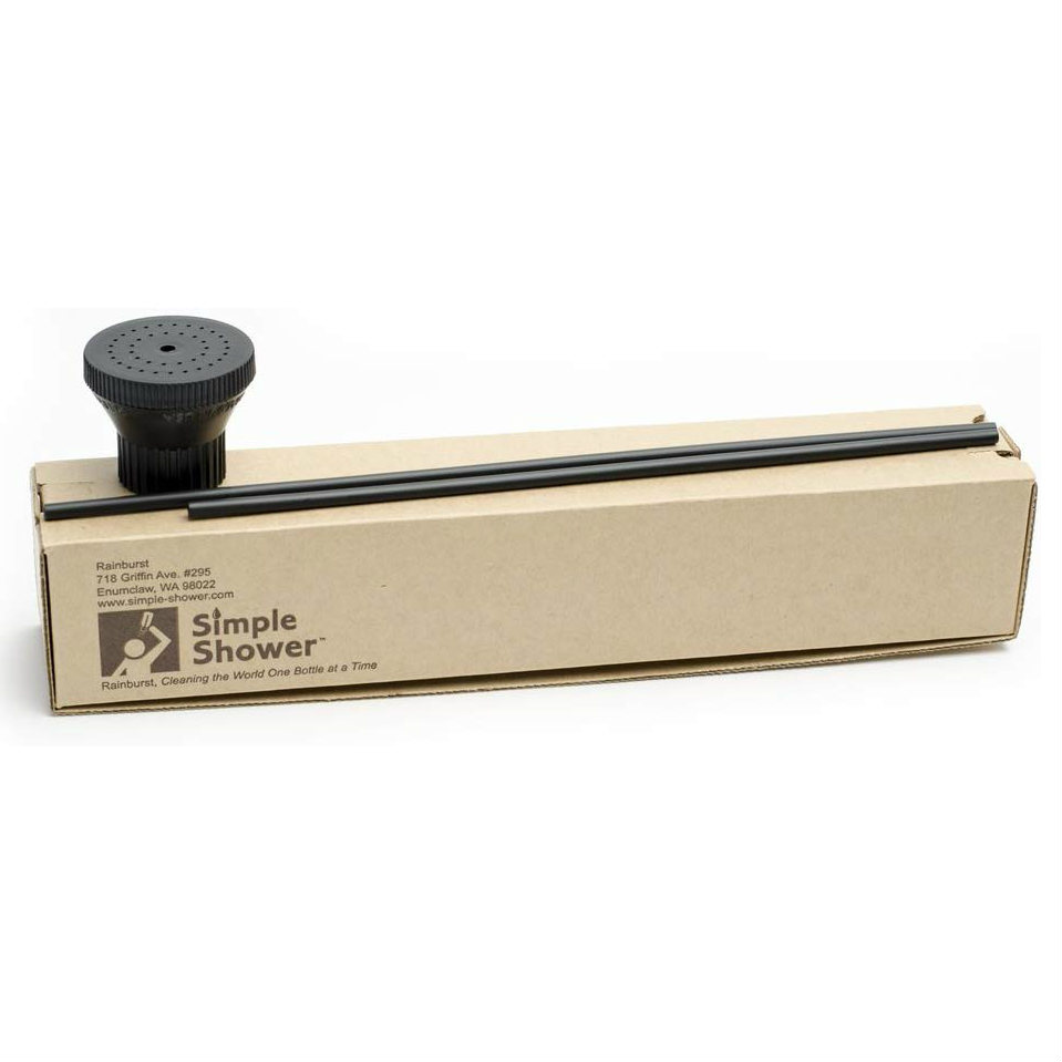 Simple portable shower - photo 1