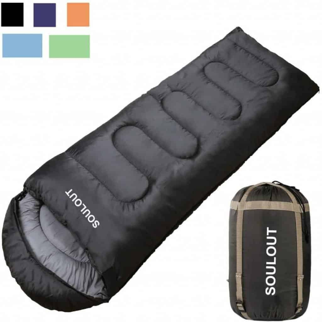 Soulout sleeping bag - photo 1