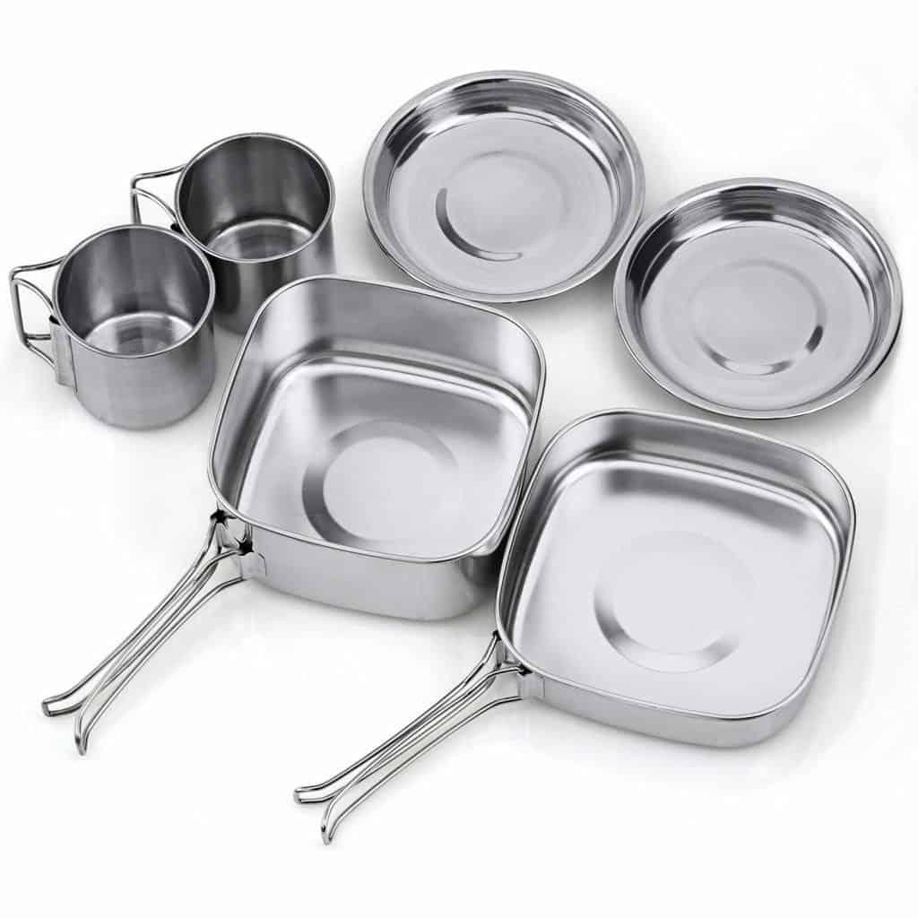 Tafond outdoor cookware kit - photo 1