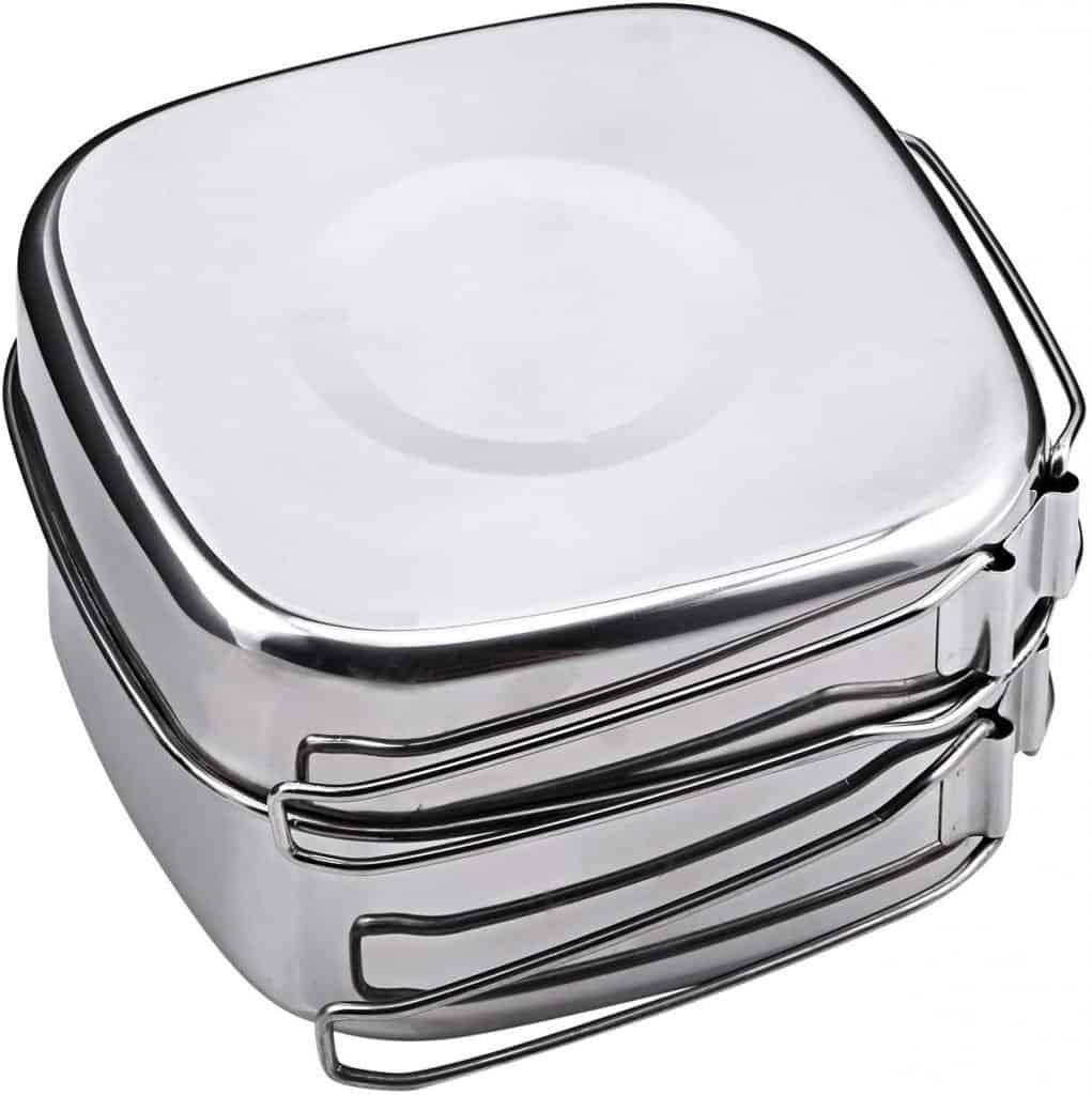 Tafond outdoor cookware kit - photo 4