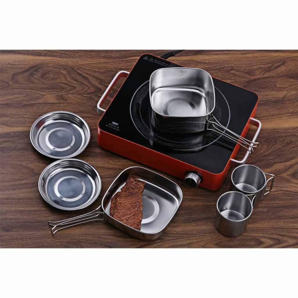 Tafond outdoor cookware kit - photo 2