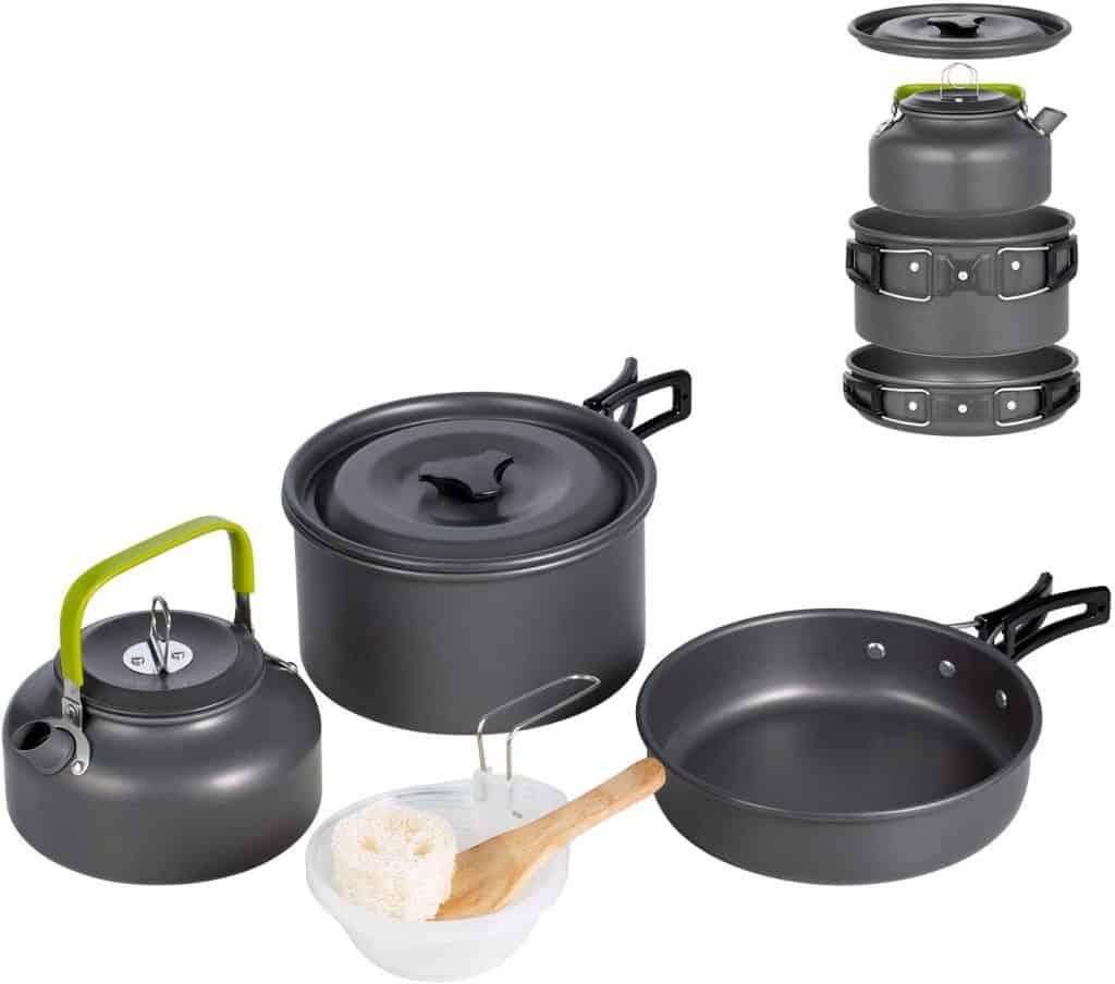 Terra hiker cookware kit - photo 1