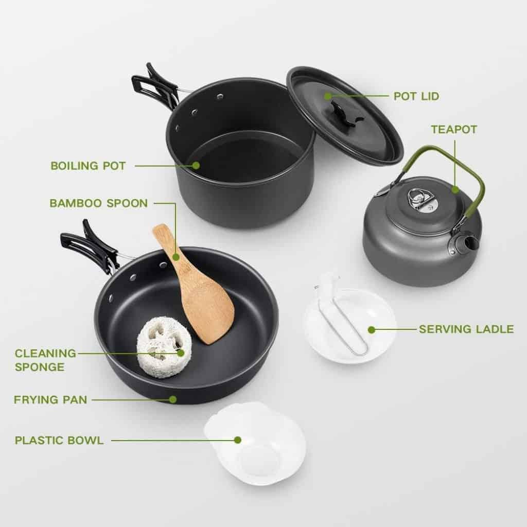 Terra hiker cookware kit - photo 4