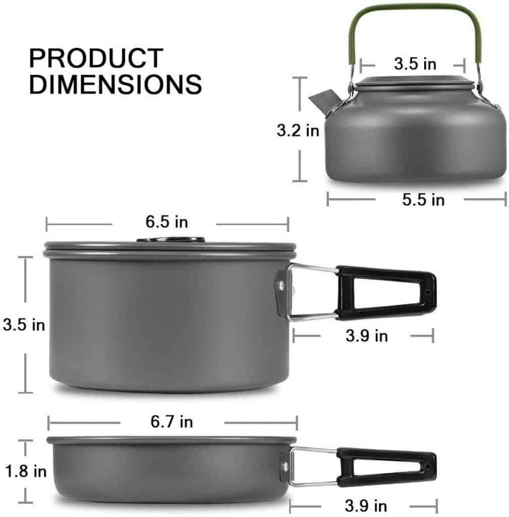 Terra hiker cookware kit - photo 2