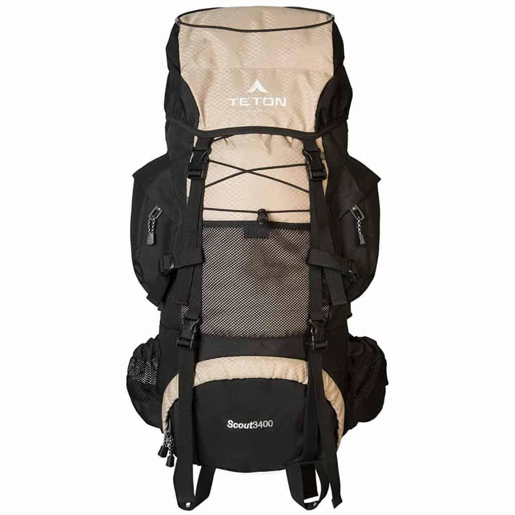 Teton sports scout 3400 backpack - photo 4