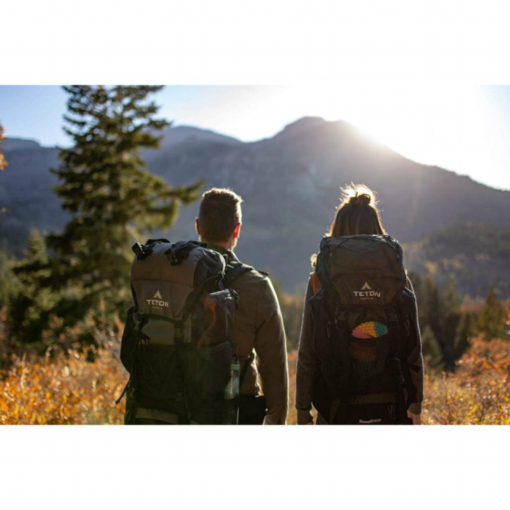 Teton sports scout 3400 backpack - photo 2