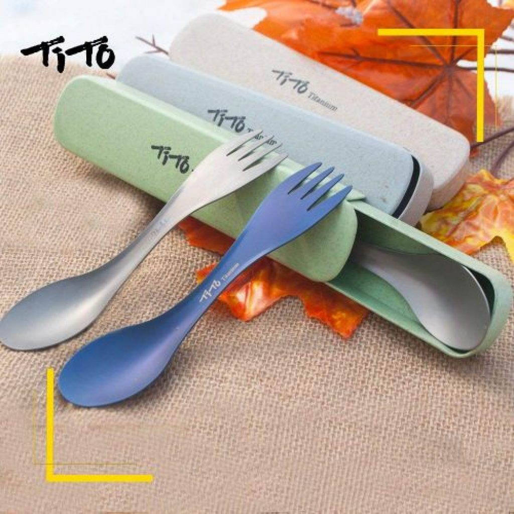 Tito titanium spork - photo 3