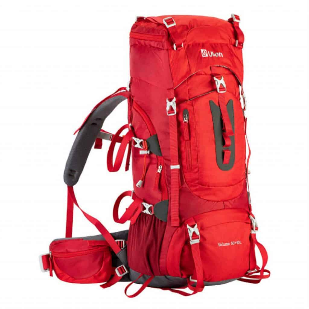Ubon internal framed hiking backpack - photo 4