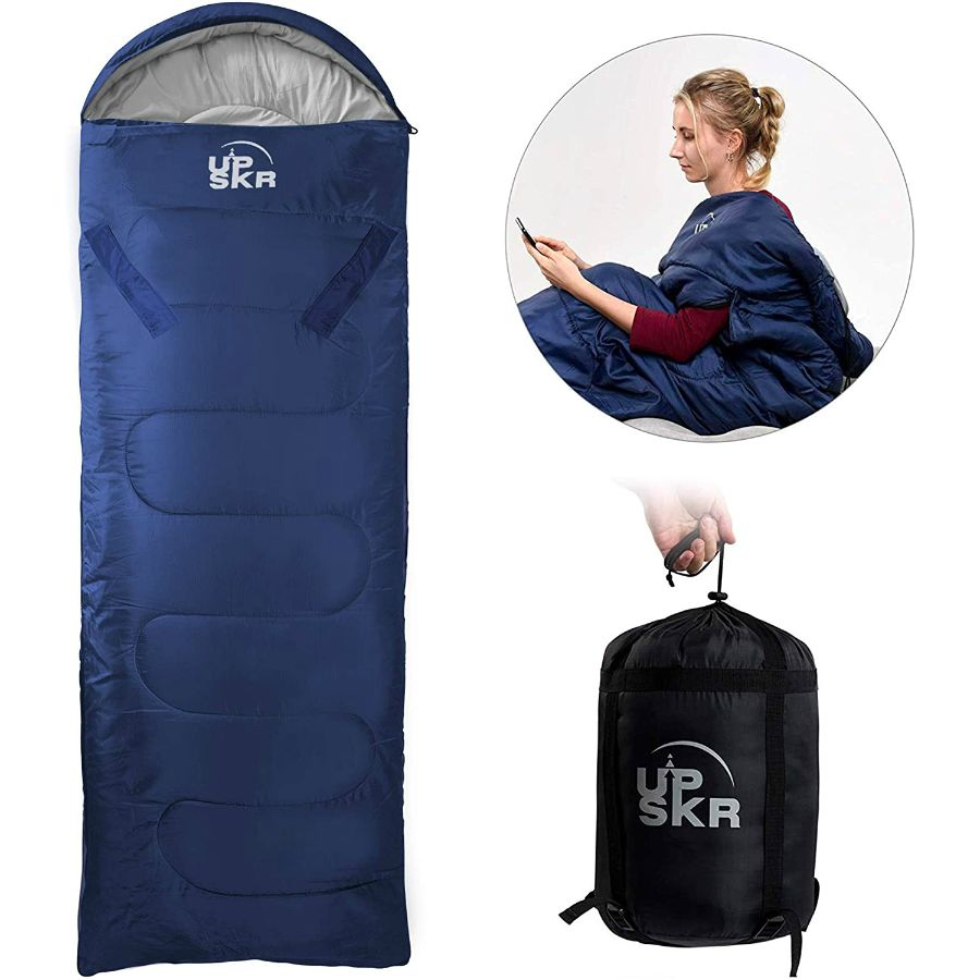UPSKR sleeping bag - photo 3