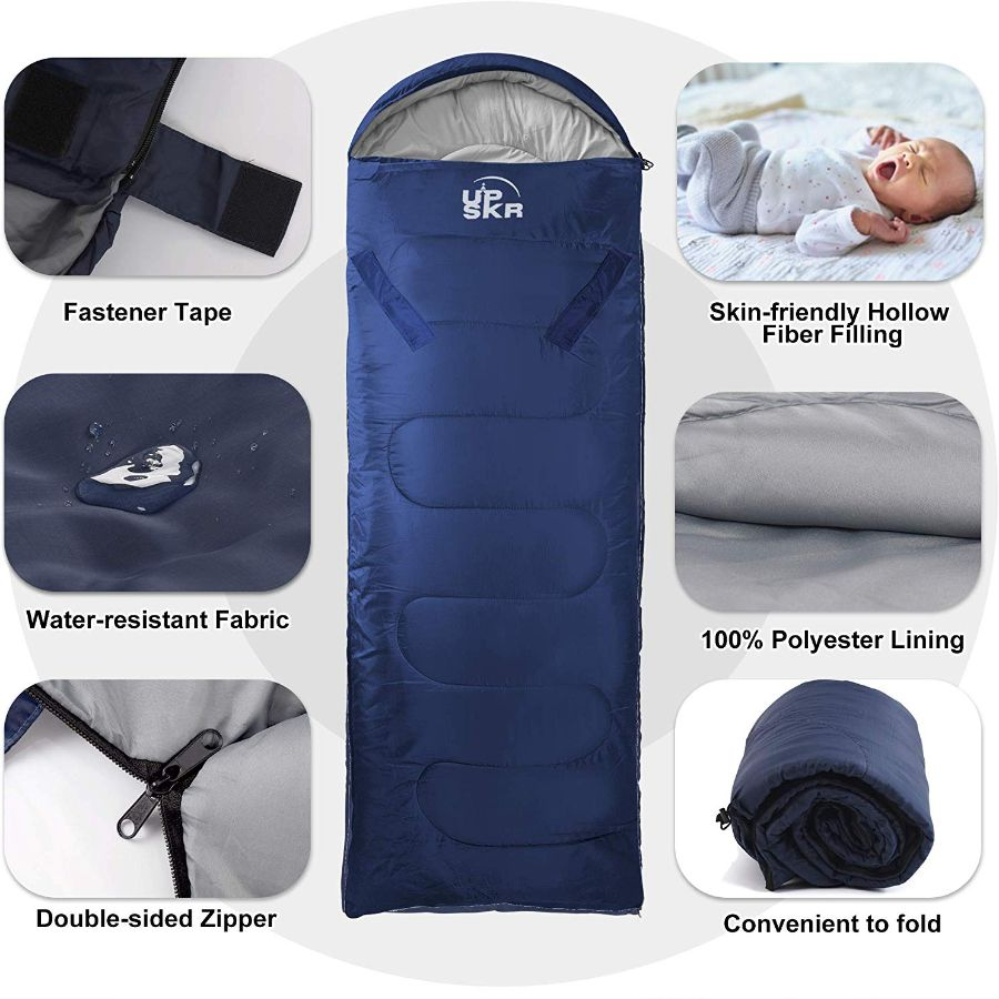 UPSKR sleeping bag - photo 1