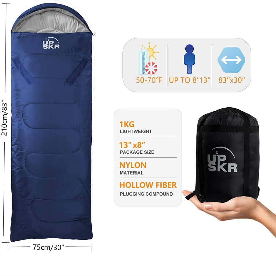 UPSKR sleeping bag - photo 2