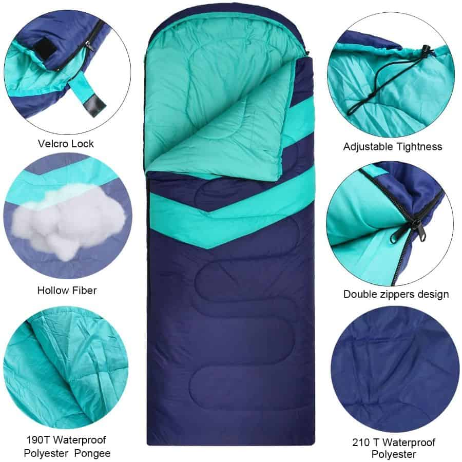 Urpro sleeping bag - photo 2