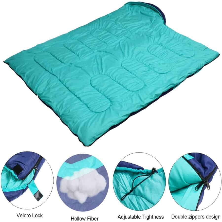 Urpro sleeping bag - photo 3