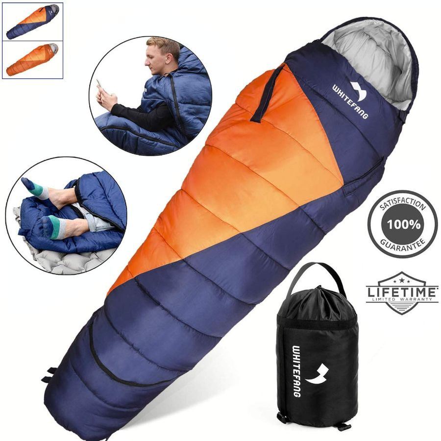 Whitefang sleeping bag - photo 1