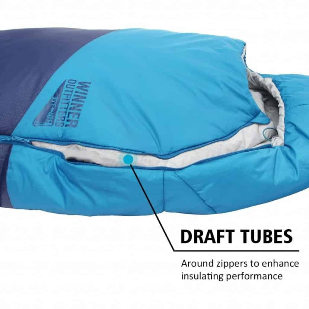 Winner outfiters sleeping bag - photo 1