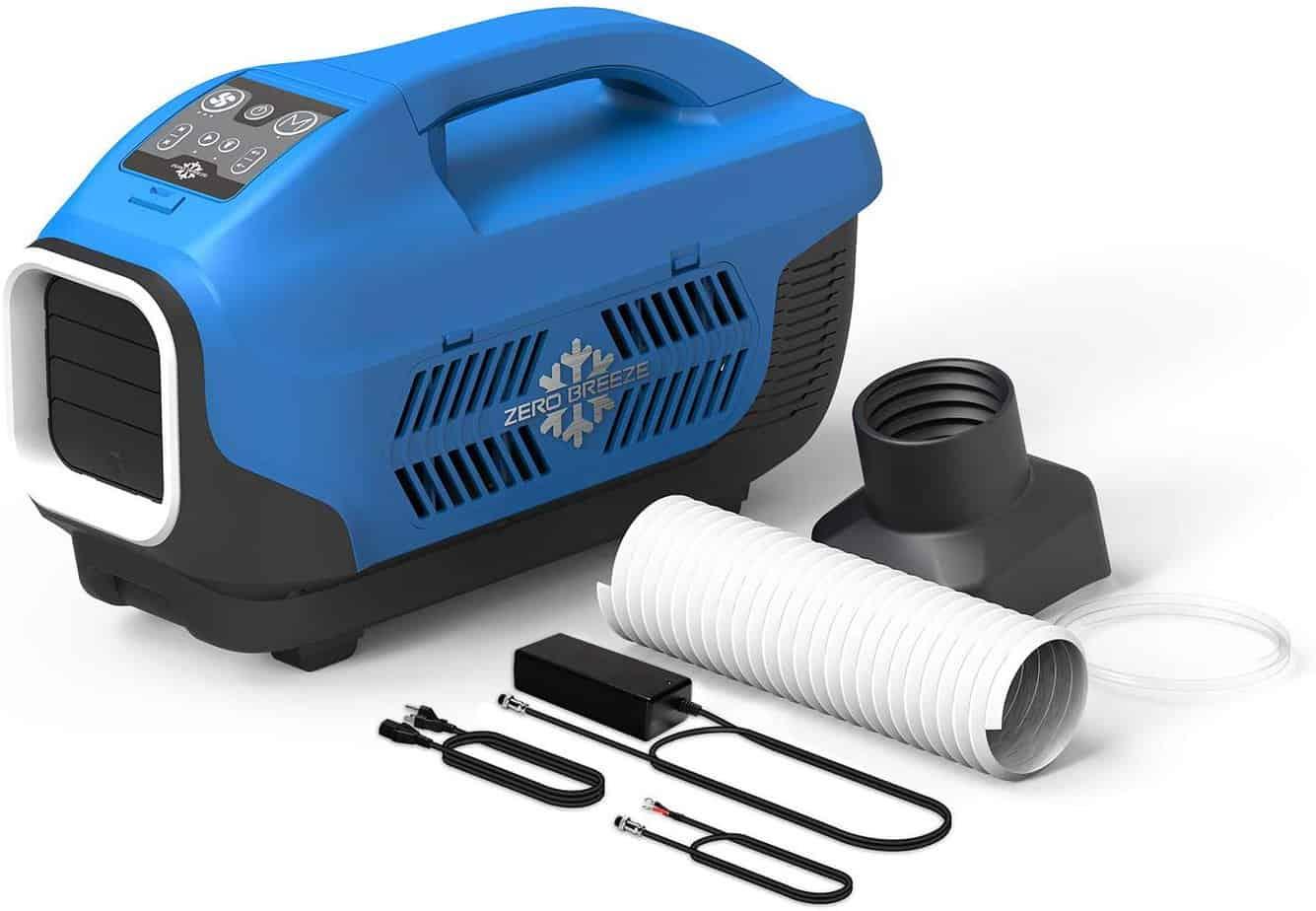 Zero breeze portable conditioner - photo 1