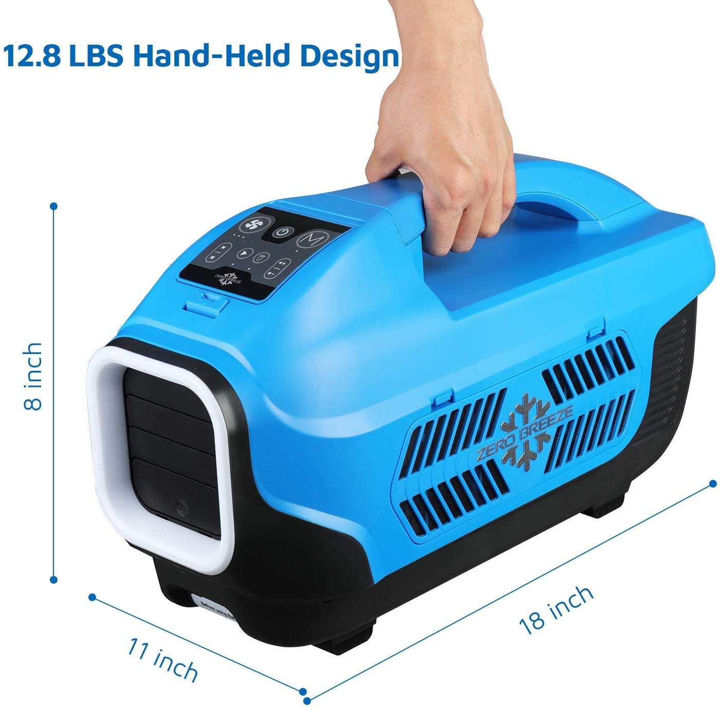 Zero breeze portable conditioner - photo 4