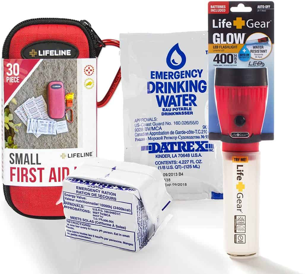 First My Family All-in-One 1-Person Survival Kit
