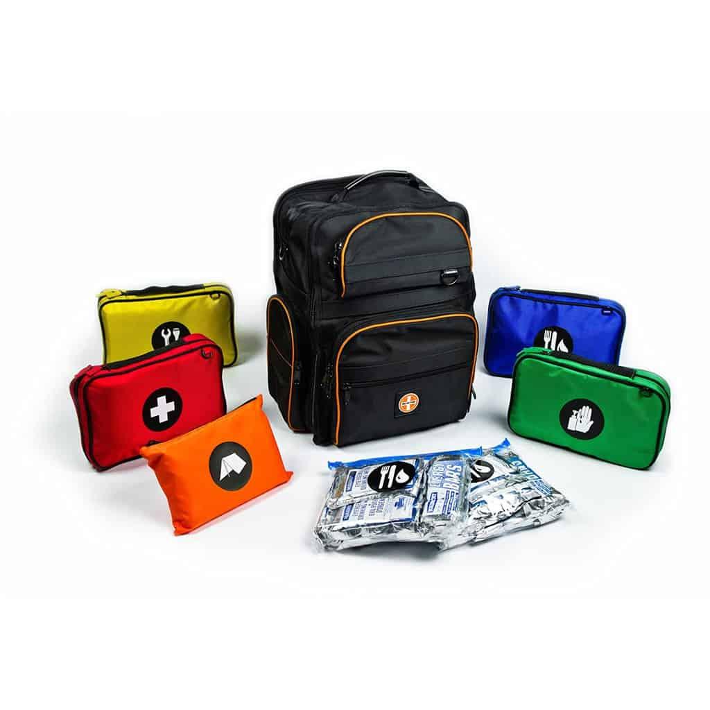 Relief Pod International RP122-501B-001 Emergency Backpack