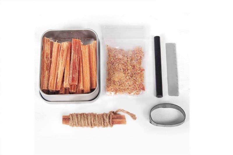 Steve Kaeser Fatwood 100% Natural Firestarter Sticks