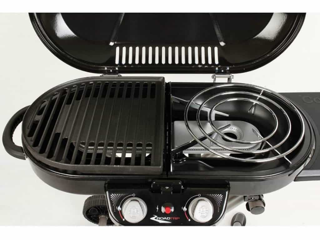 Coleman RoadTrip Swaptop Steel Stove