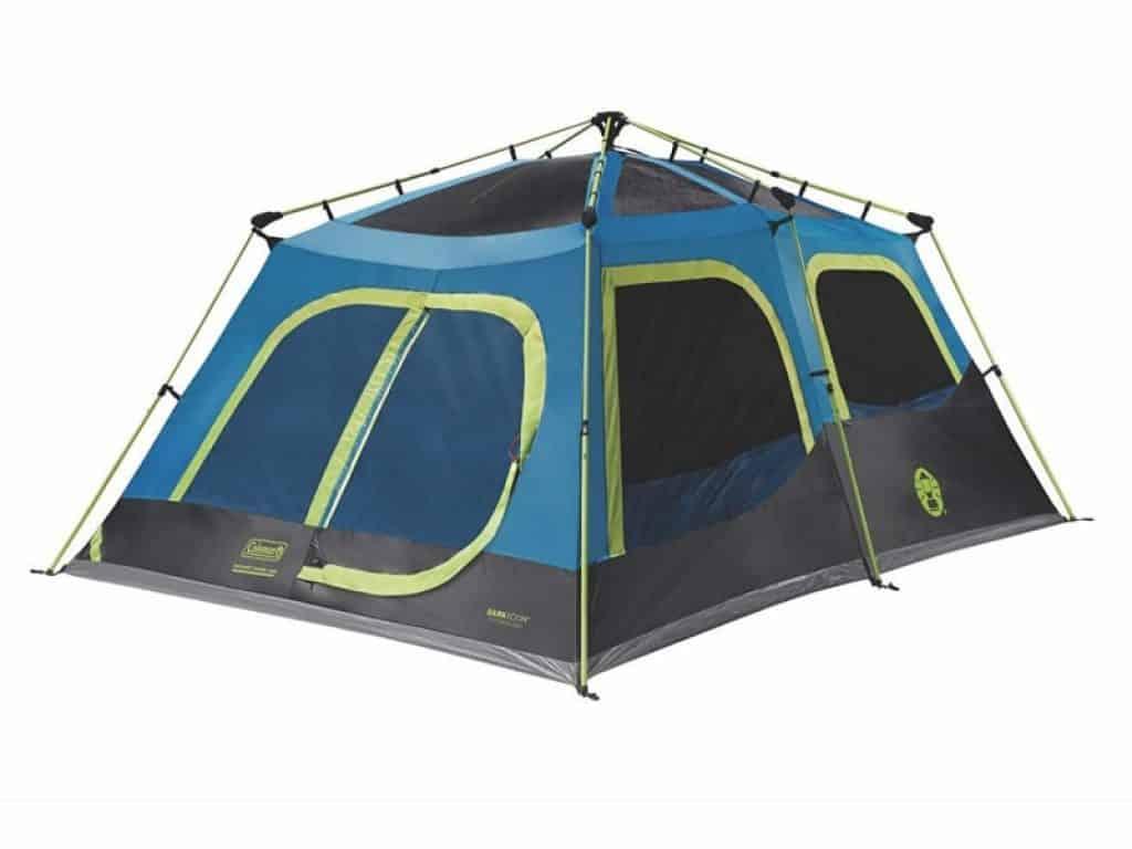 Coleman tent Cabin