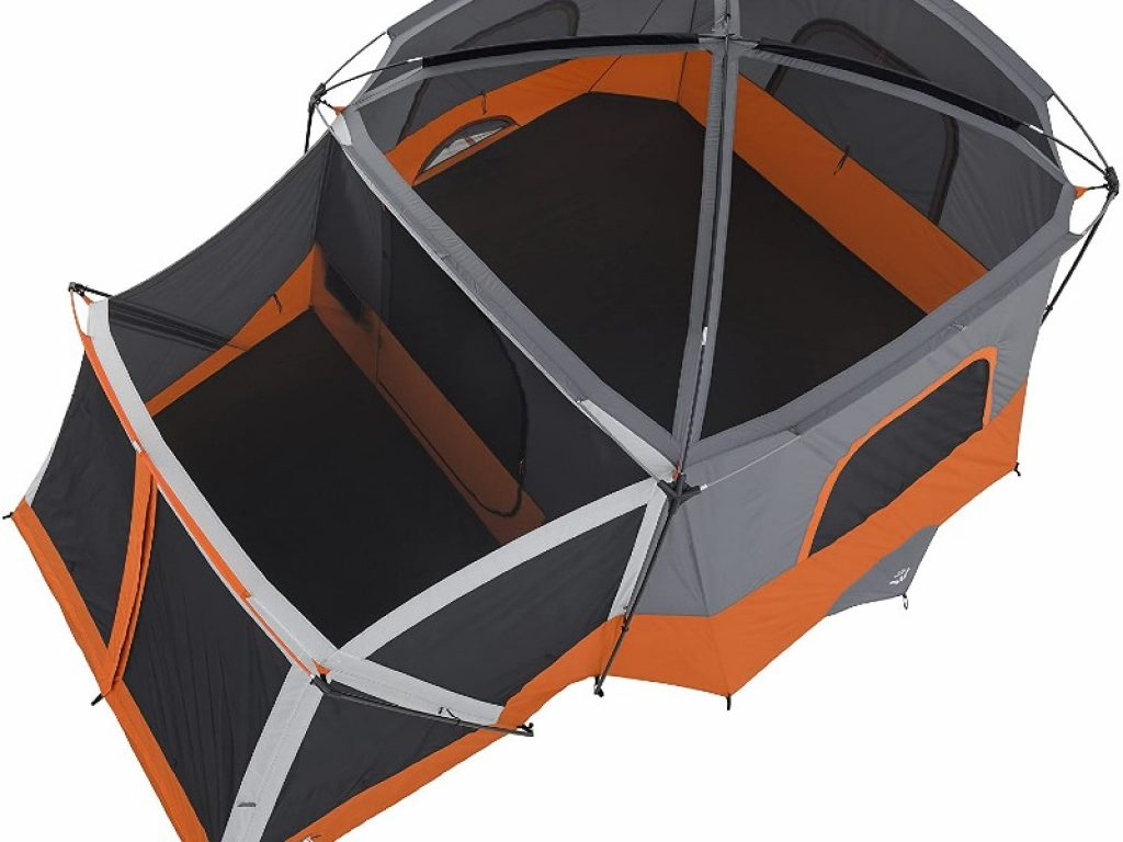 Core 11 Cabin Tent with Screen Room