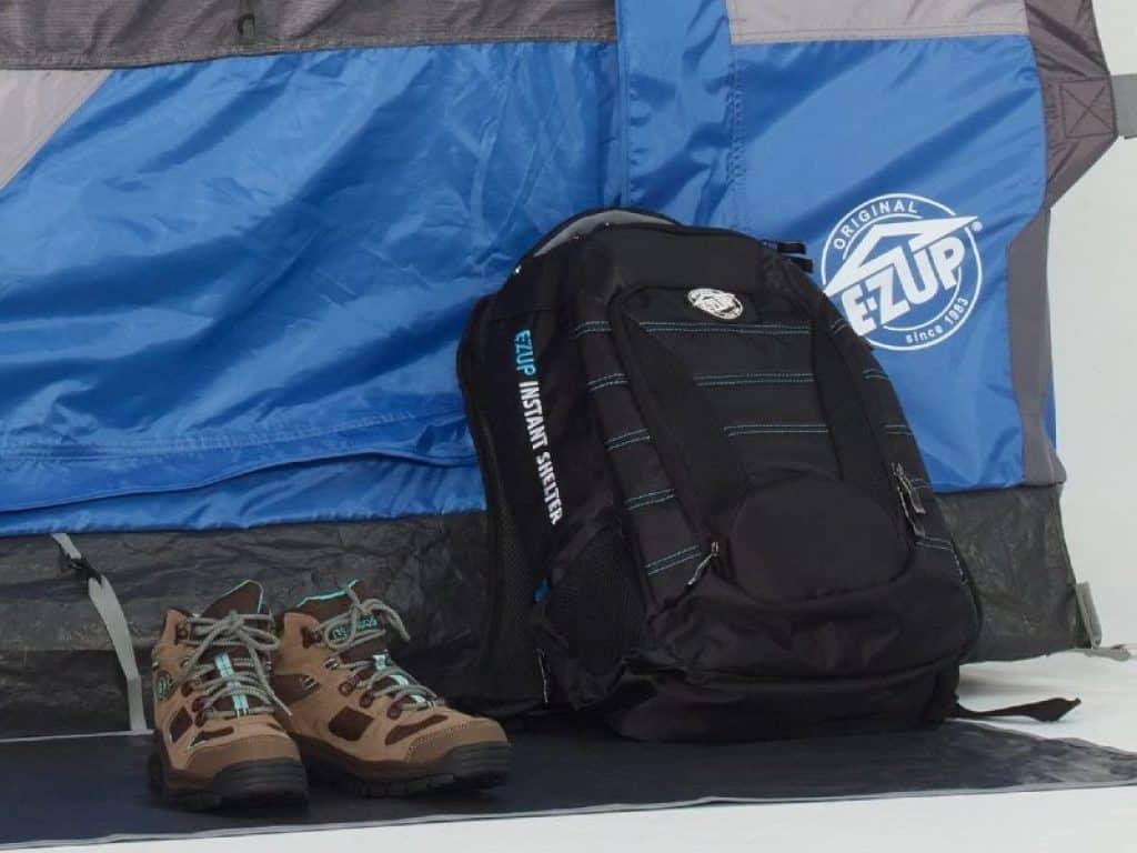 E-Z-UP-Camping-Cube-Royal-Blue