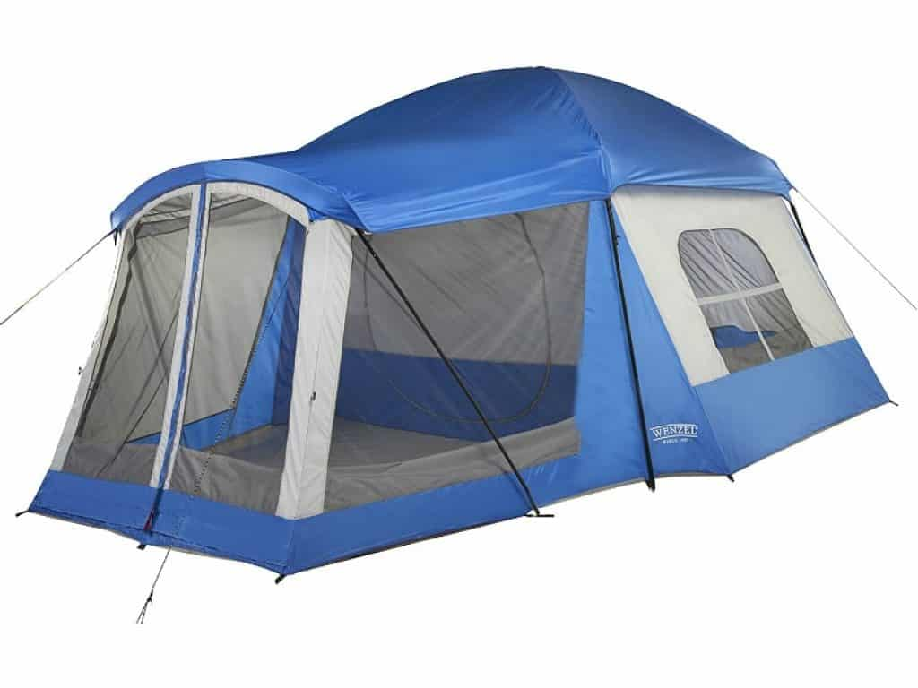 Wenzel 8 Person tent