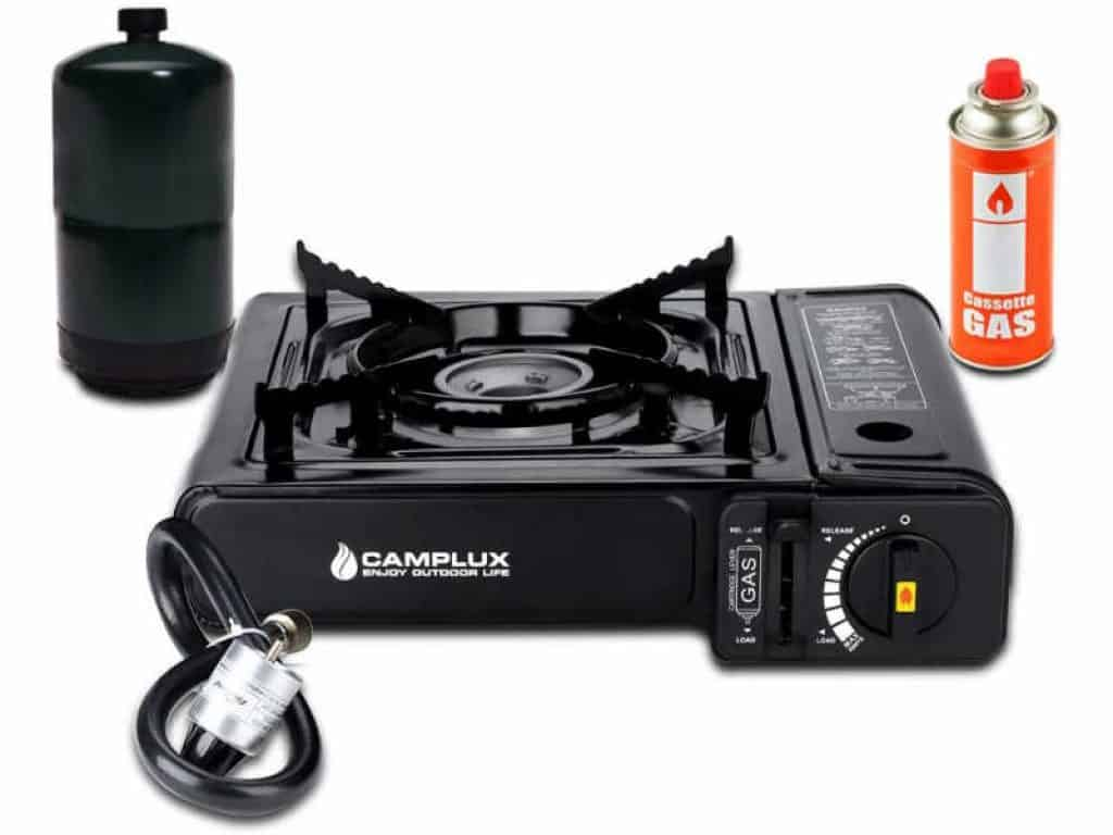 camplux dual fuel camping stove