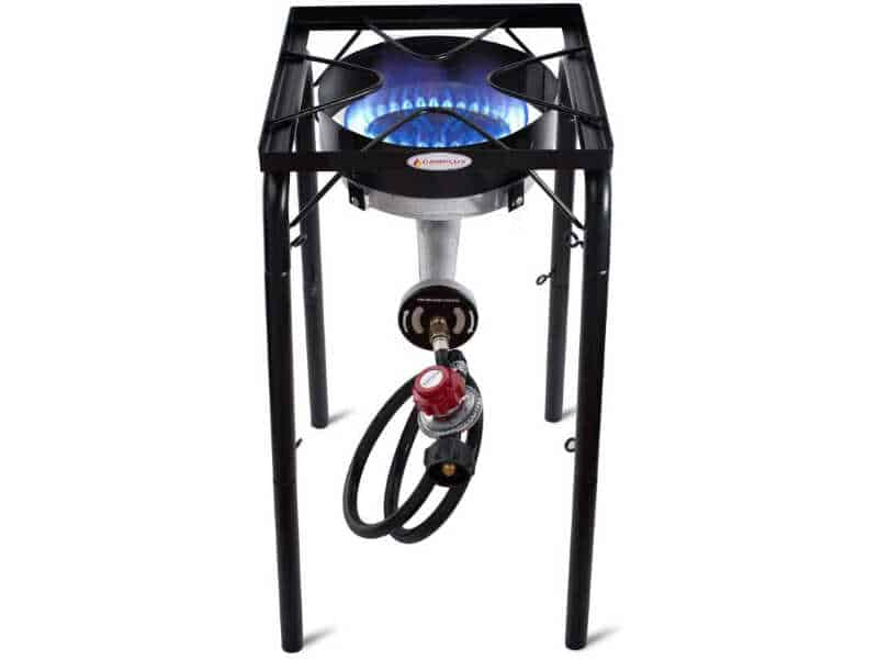 camplux jk sl21 single burner outdoor