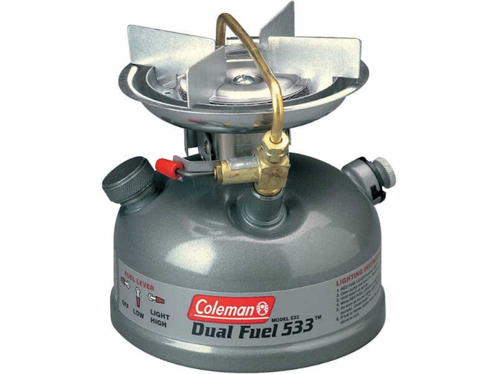 coleman camping stove sportster