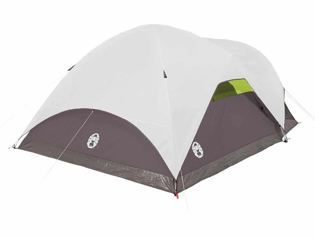 coleman steel creek tent
