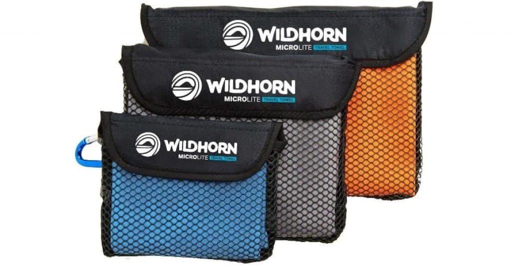 Wildhorn Microlite Travel Towel