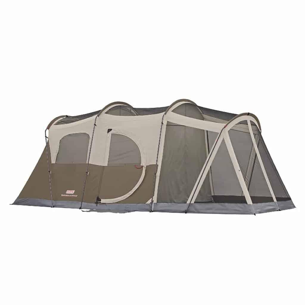 coleman weathermaster 6-person tent