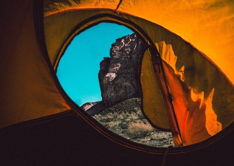 orange-tent