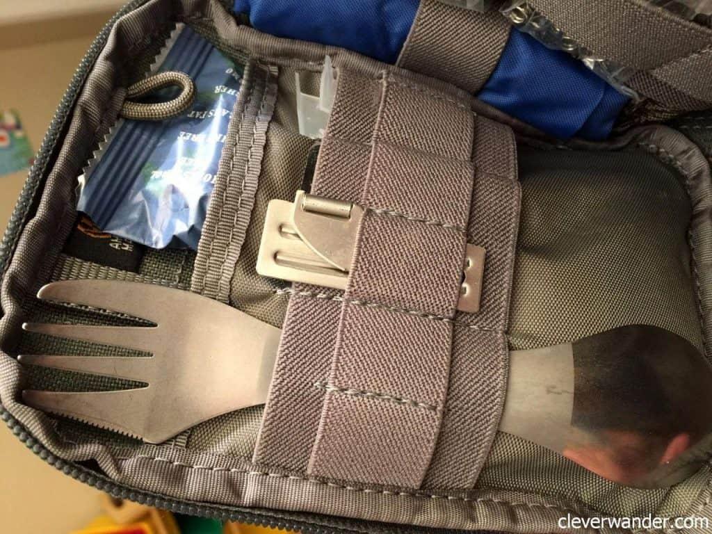 Lmf Titanium Spork – Backpacking Spork