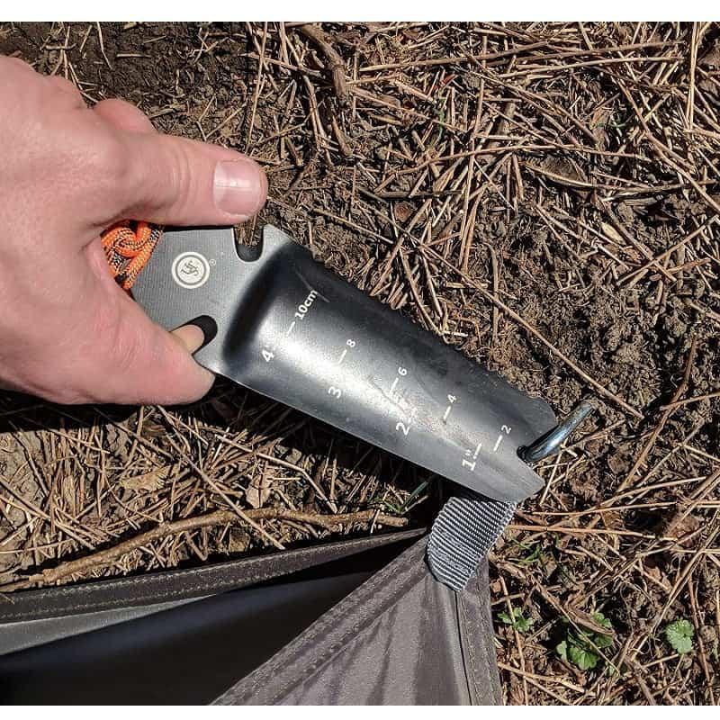 UST ParaShovel PRO with 4 Inch Trowel