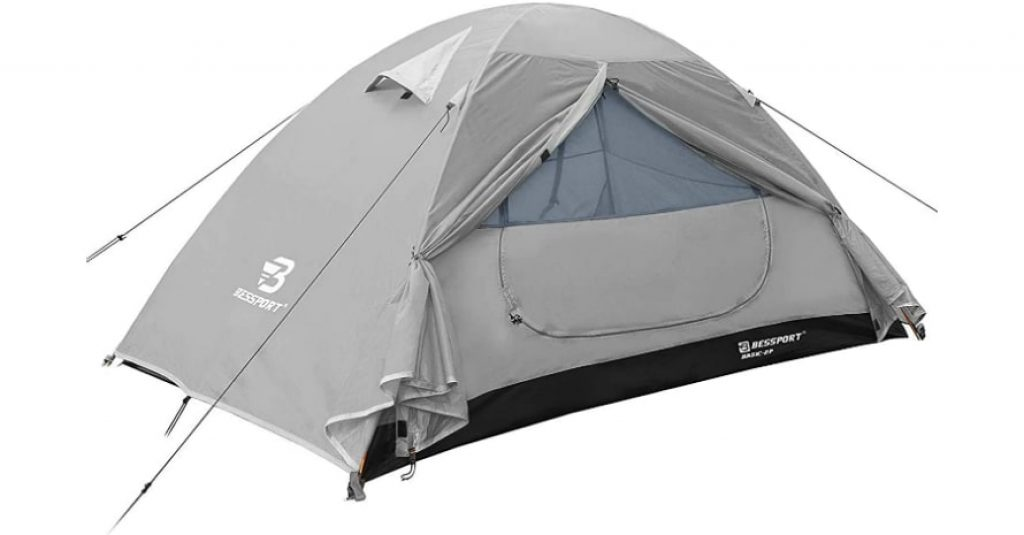 Bessport Backpacking Tent for 2 Person