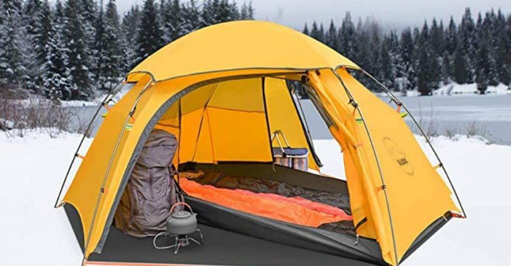 KAZOO Waterproof Durable Tent