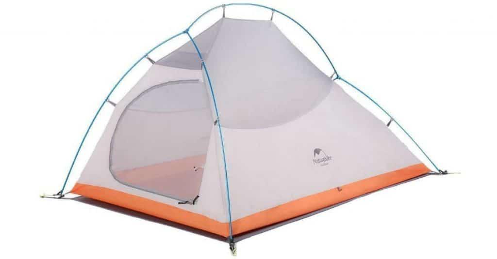 Naturehike 2 Per Backpacking Tent