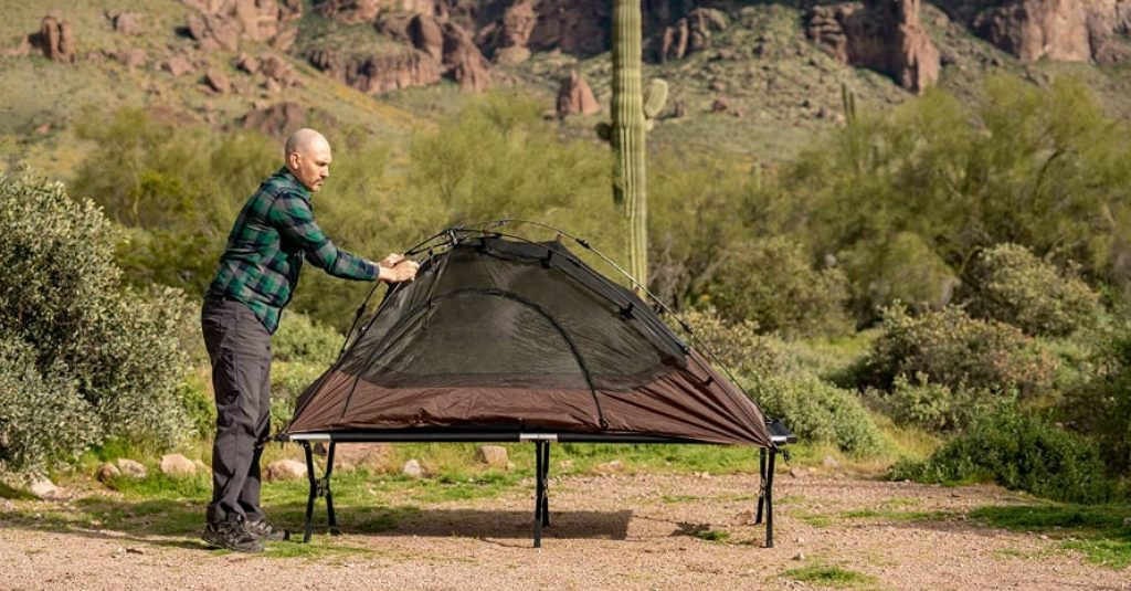 TETON Sports Backpacking Quick Tent