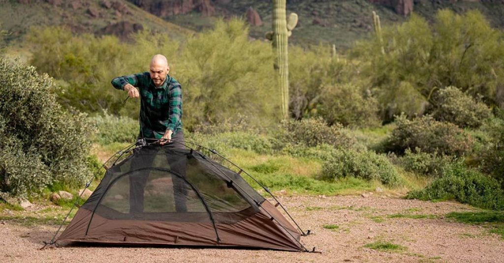TETON Sports Quick Camping Tent