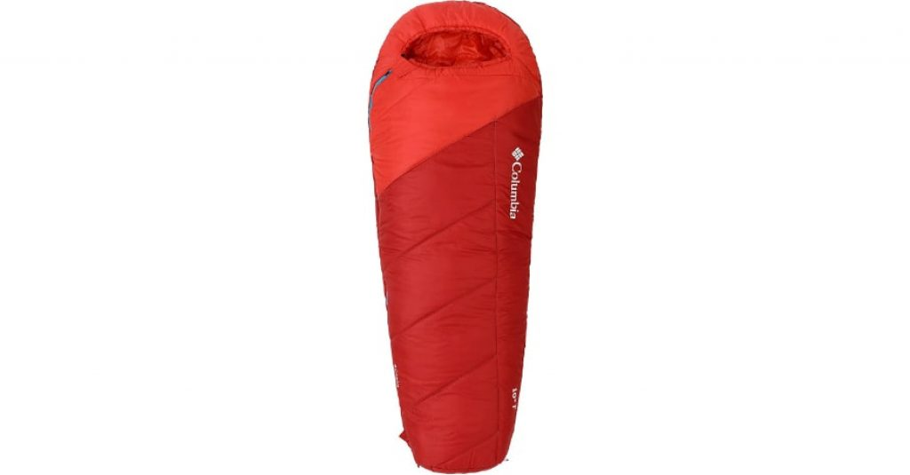 Columbia 10 Degree Mount Sleeping Bag