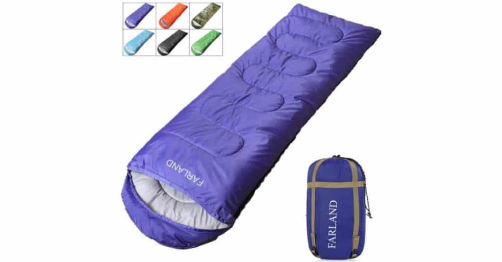 FARLAND Sleeping Bags 20℉