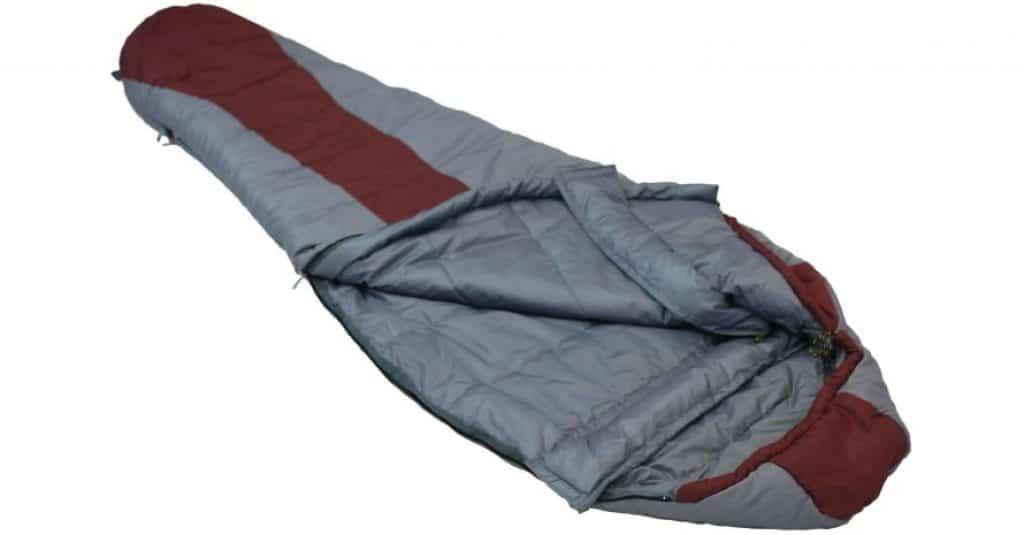 Ledge Sports Featherlite Sleeping Bag