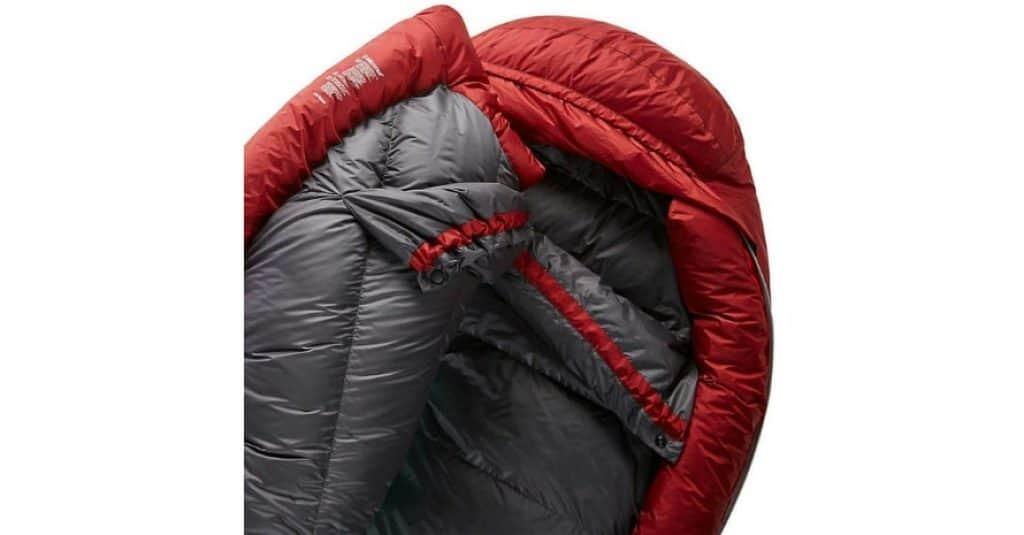 Marmot CWM Sleeping Bag